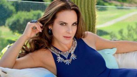 Kate del Castillo rechazó propuesta de postularse como gobernadora en México