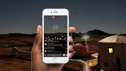 Facebook permitirá transmisiones en vivo en 360 grados