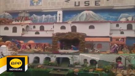 Inauguran en Arequipa nacimiento mecatrónico de la USE