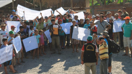 Dirigente de ronderos se pronuncia sobre huelga que acatan en San Martín