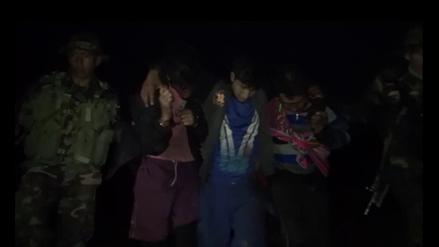 Vraem: Dos policías y 4 presuntos narcotraficantes mueren durante enfrentamiento