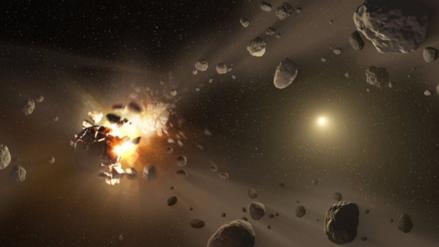 Aseguran que la Tierra no está preparada para un eventual peligro cósmico