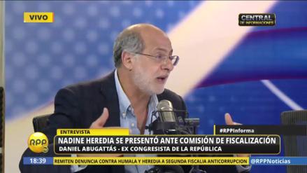 """Abugattás: """"Heredia tiene más sintonía con la población que el Gobierno"""""""