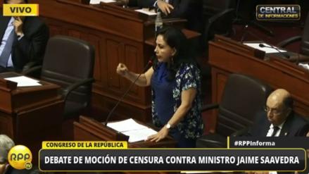 APP pidió que el voto a la censura a Jaime Saavedra sea secreto