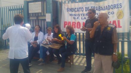Trujillo: suspenden necropsias por huelga de trabajadores de Medicina Legal