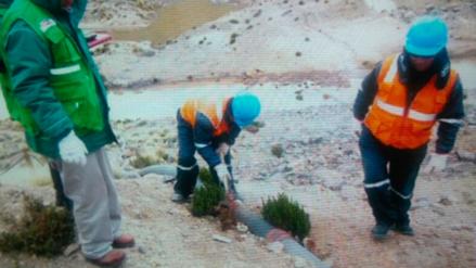 OEFA ordena a minera Aruntani detener contaminación del río Chacapalca