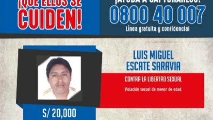 Chincha: capturan a sujeto que integraba lista de los más buscados