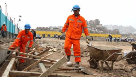 Construcción volvería a caer en noviembre, según INEI