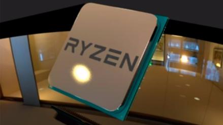 AMD presentó su familia de procesadores Ryzen