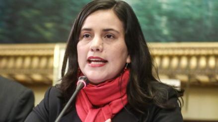 """Verónika Mendoza: """"¿Y ahora quién sigue, señora Fujimori?"""""""