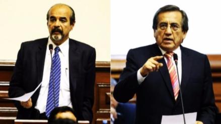 Mulder y Del Castillo discuten tras la censura a Jaime Saavedra