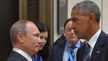Obama advierte que EE.UU. tomará medidas contra Rusia por hackeo en elecciones
