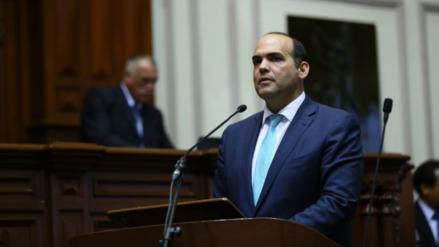 """Zavala tras la censura de Saavedra: """"La reforma continuará"""""""