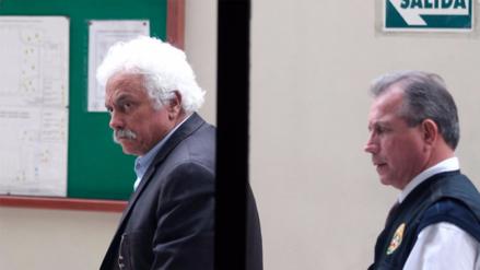 El Poder Judicial da arresto hospitalario a Benedicto Jiménez