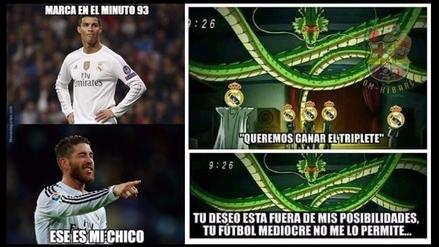 Real Madrid avanzó a final del Mundial de Clubes, pero no se salvó de los memes