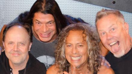 Metallica tocó