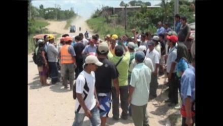San Martín: ronderos y PCM instalarán mesa de diálogo en Juanjui