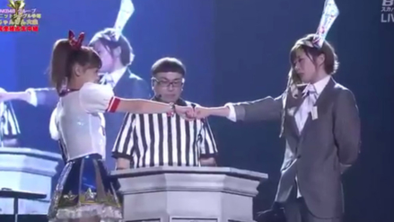 Twitter: las competencias de 'yan ken po' son toda una sensación en la TV de Japón