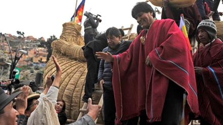 Evo Morales buscará un nuevo mandato en los comicios de 2019