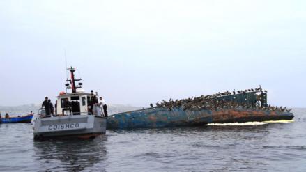 Choque de embarcaciones deja cinco muertos y seis desaparecidos en Tumbes