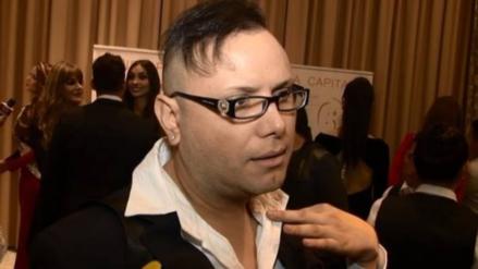 Carlos Cacho: madre del maquillador murió esta tarde
