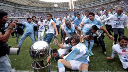 ¿Cómo le fue a Sporting Cristal cuando jugó finales en el Estadio Nacional?