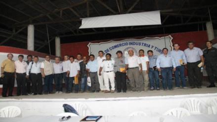 San Martín: gobierno central y ronderos instalaron mesa de diálogo en Juanjui