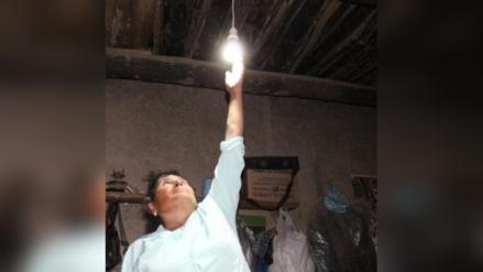 Se restauró servicio de luz en provincias de Cajamarca y Amazonas