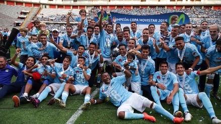 Sporting Cristal empató sin goles con Melgar y se proclamó campeón del Descentralizado