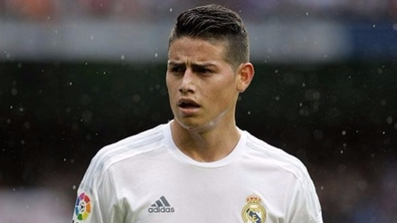 James Rodríguez decidirá en siete días si se queda o se va del Real Madrid