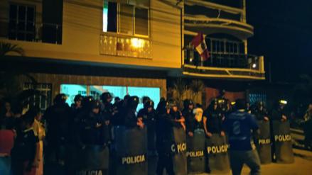Pisco: detonan explosivo en casa de regidora de San Andrés