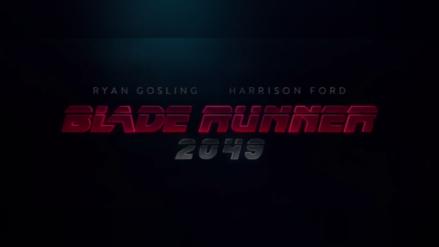 YouTube: lanzan primer avance de secuela de 'Blade Runner'