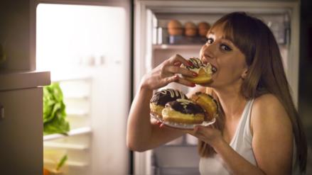 Consuelo en la comida: ¿hambre o ansiedad?