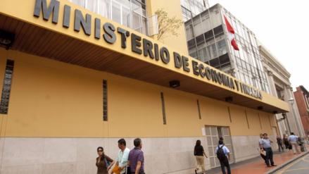 El MEF declaró en reorganización a Perú Compras y OSCE