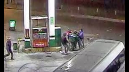 Casma: delincuentes asaltan grifo y se llevan mil soles