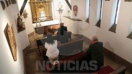 Imágenes exclusivas del encuentro entre PPK y Keiko en la casa del cardenal
