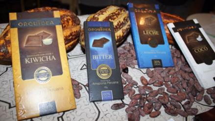 Adex: Más del 60% del chocolate peruano se vende a Norteamérica
