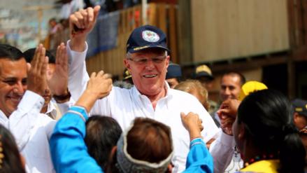 Presidente Kuczynski se reunirá con líderes del APRA y APP esta semana