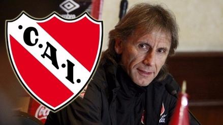 Independiente de Avellaneda quiere a Ricardo Gareca como nuevo DT