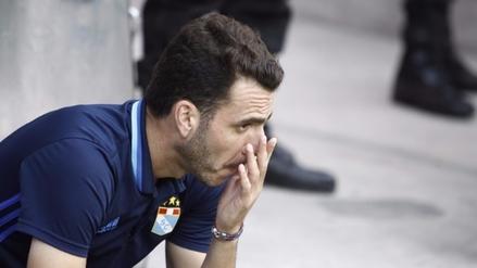 Mariano Soso no es más entrenador de Sporting Cristal