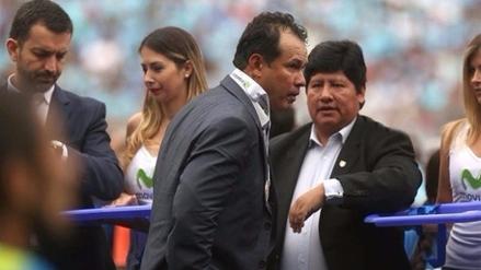 Cristal vs. Melgar: Juan Reynoso no saludó a Edwin Oviedo en la premiación