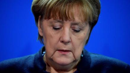 Merkel rechazó