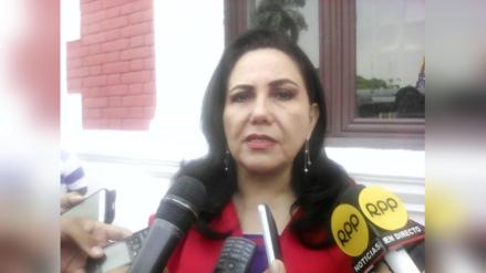 Trujillo: congresista arremete contra gobernador regional