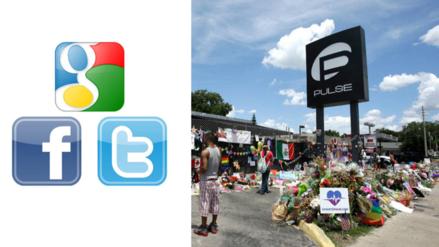 Facebook, Twitter y Google enfrentan demanda por el atentado en Orlando
