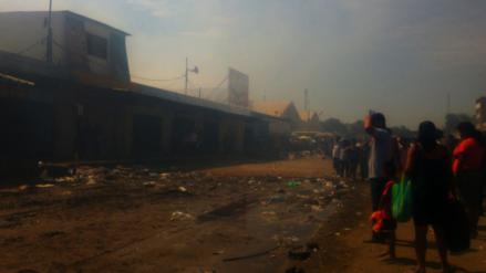 Tras inspección declaran inhabitable mercado Anexo de Piura