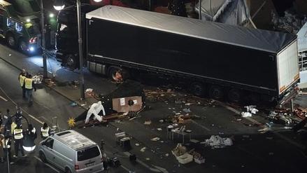 Un testigo del ataque de Berlín siguió al sospechoso y propició su arresto