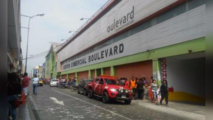 Trujillo: Defensa Civil clausura otro centro comercial