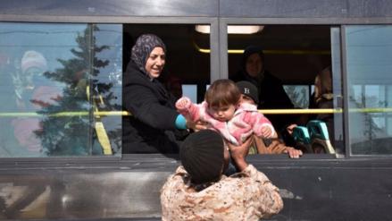 Así de Claro: ¿Cómo se logró la evacuación de civiles y combatientes en Alepo?