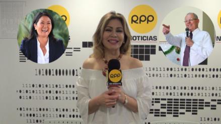 Gisela Valcárcel quiere juntar a PPK y Keiko Fujimori en concierto 'Voces de Navidad'