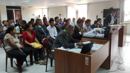 Dejan en libertad a detenidos por asesinato de fiscal de San Martín